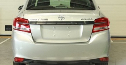 Новый Toyota Yaris «удивил» поклонников 2
