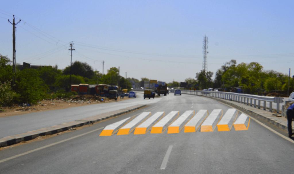«3D-зебры»: искусство или мера безопасности 2