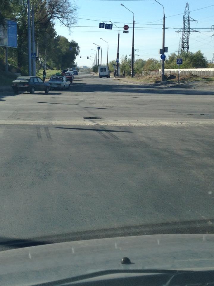 «Ремонт по-нашему»: первая жертва отремонтированной дороги 2