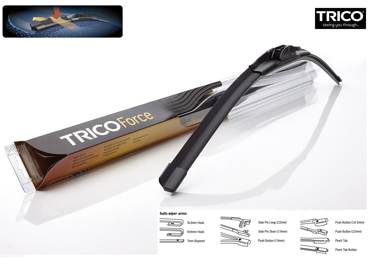 Новая линейка Трайко Форс 1
