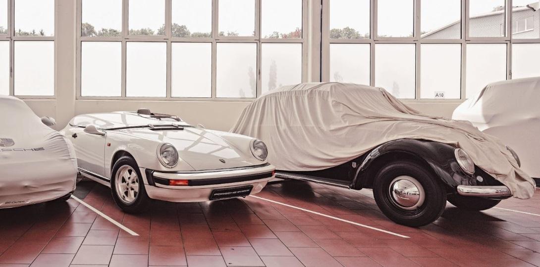 Что обнаружили на складах Porsche 1