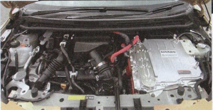 Nissan Note обзаведется гибридной версией 2