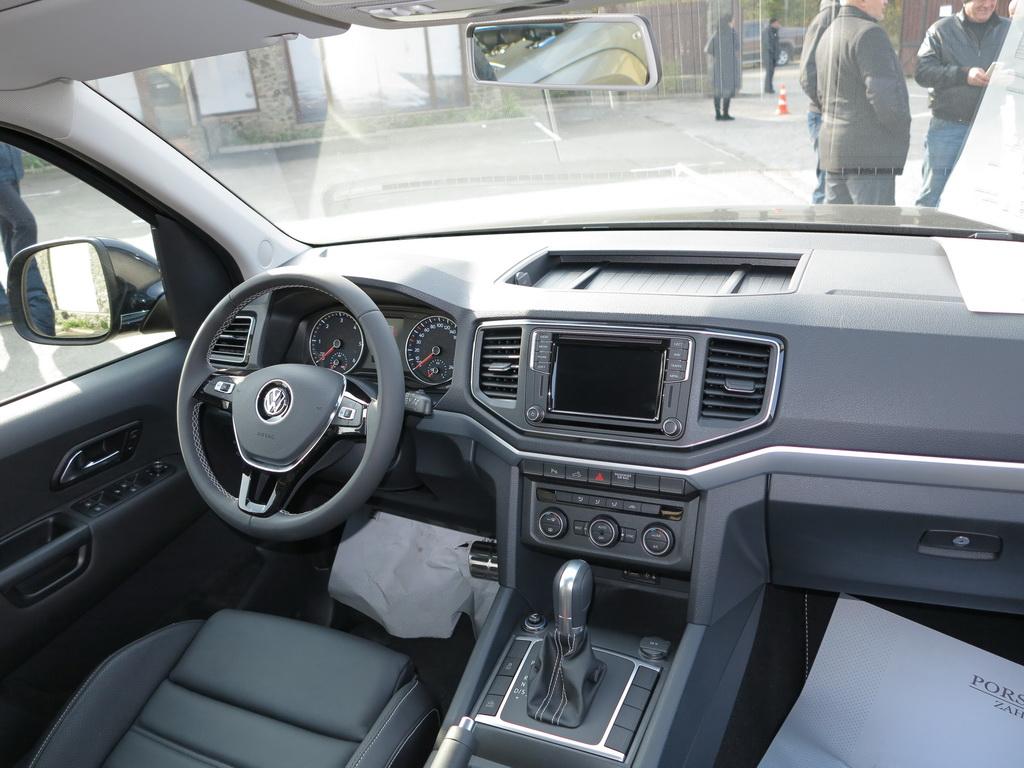 Новый VW Amarok уже в Украине 4
