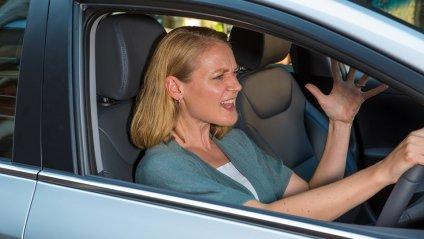 Кто за рулем агрессивнее: женщины или мужчины 1