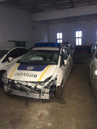 Полицейские Приусы стремительно «заканчиваются» 1