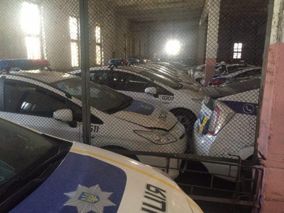 Полицейские Приусы стремительно «заканчиваются» 2