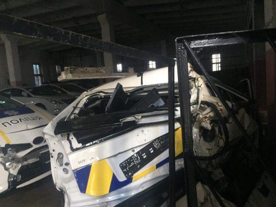 Полицейские Приусы стремительно «заканчиваются» 3