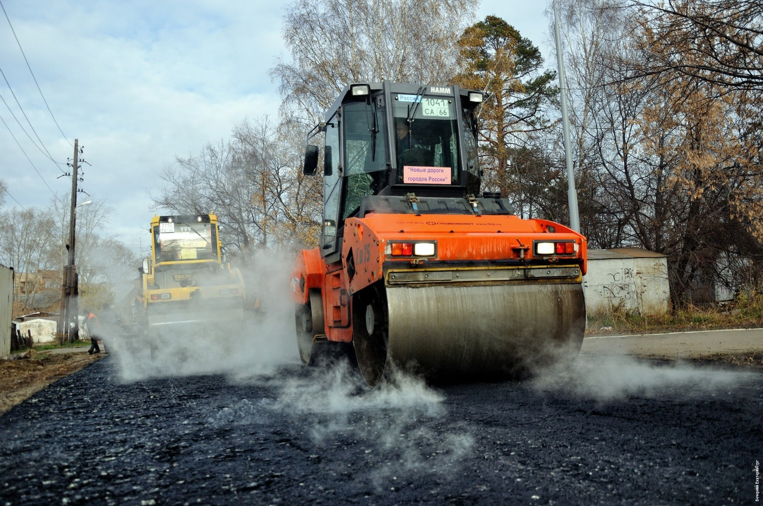 В «Укравтодоре» объяснили причины низких темпов ремонта дорог 1
