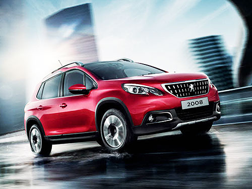 В Украине пройдет Peugeot Test-Drive Fest 1