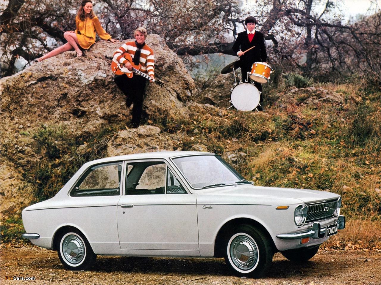 «Самый продаваемый автомобиль» отметил 50-летие 1