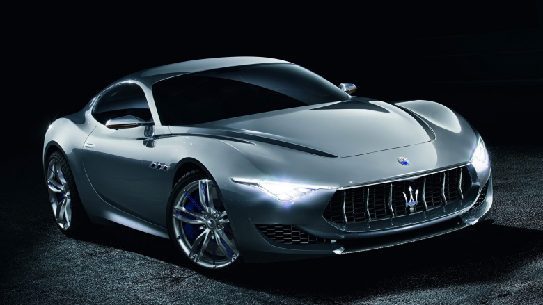 Почему в Maserati не успевают презентовать новую модель 1