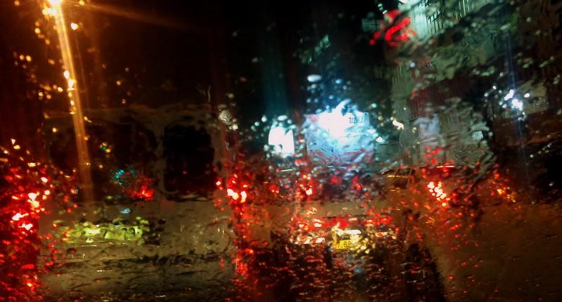 ГСЧС предупреждает водителей о погодных условиях 1