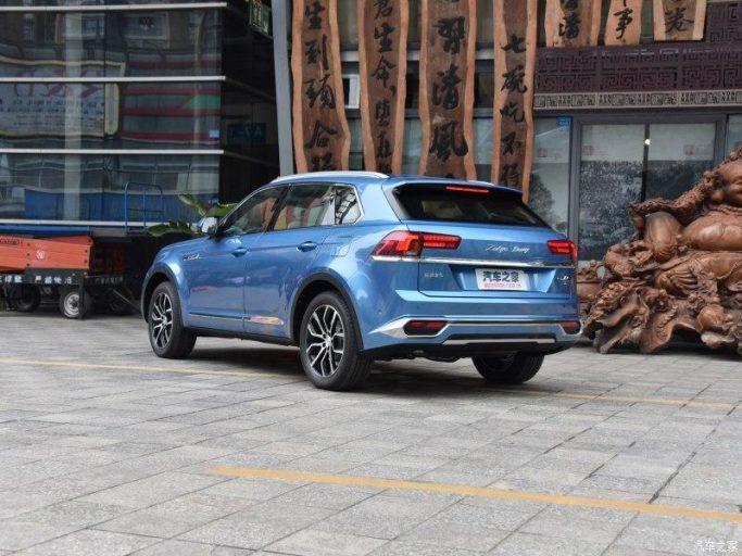 В Китае презентовали «идеальную копию» Volkswagen 3
