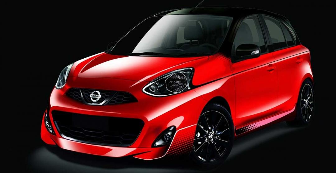 Nissan Micra обзаведется спортивной версией 1