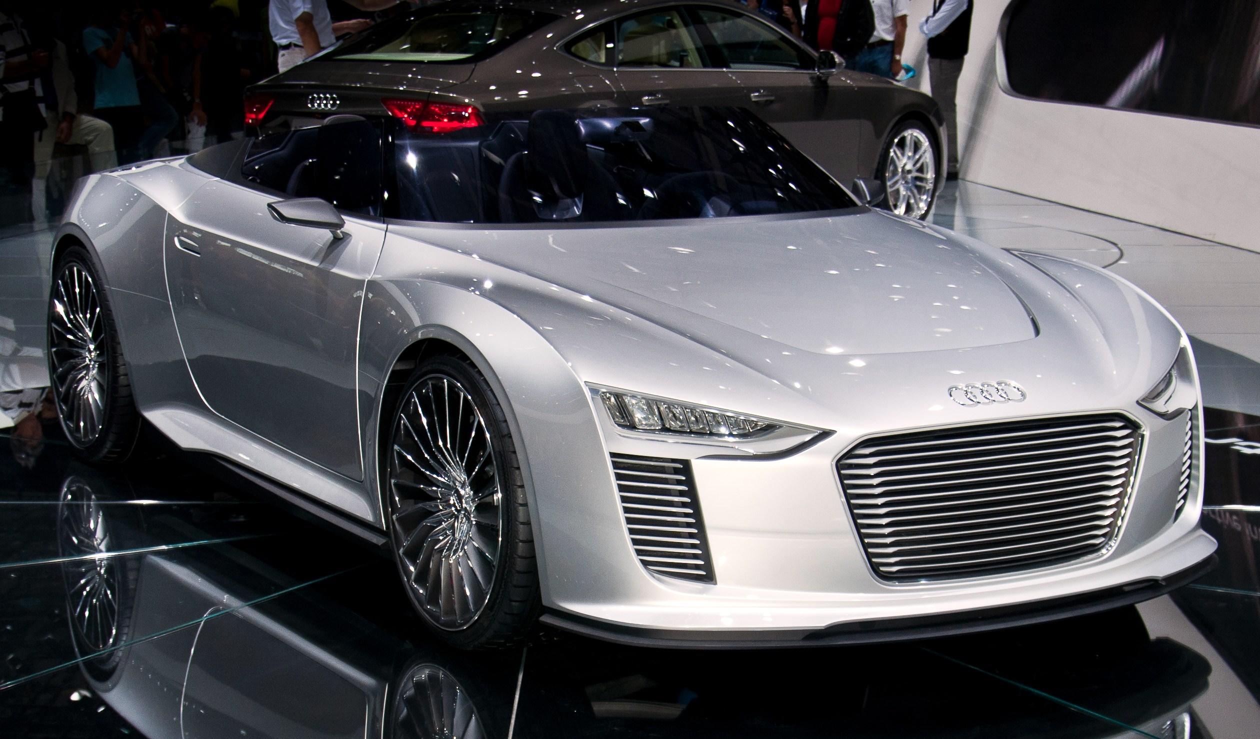 Компания Audi разрабатывает собственную линейку электрокаров 1