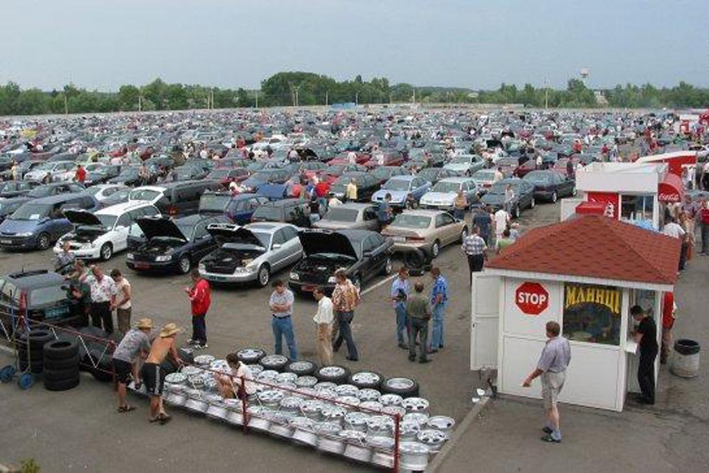 В Украине появился «рынок нерастаможенных б/у авто» 1