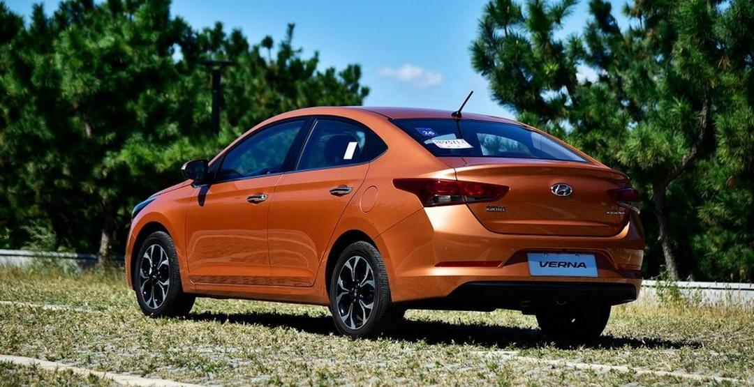 Новый Hyundai Solaris поступил в продажу 1