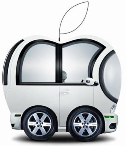Apple iCar: «история, которая не случится» 2