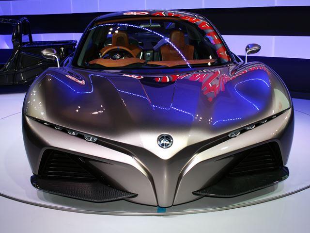 Компания Yamaha начнет производить автомобили 3