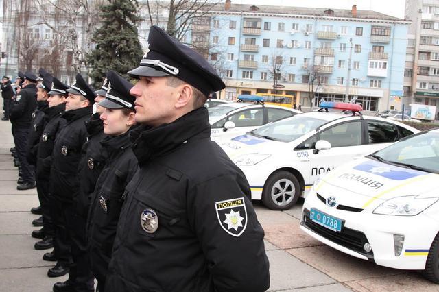 На украинские дороги выйдет новое подразделение МВД 2