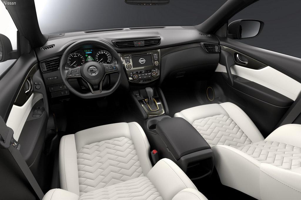 Новый Nissan Qashqai оснастят автопилотом 3