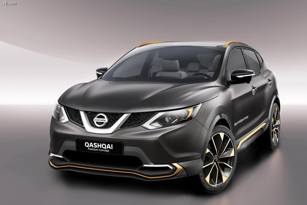 Новый Nissan Qashqai оснастят автопилотом 1