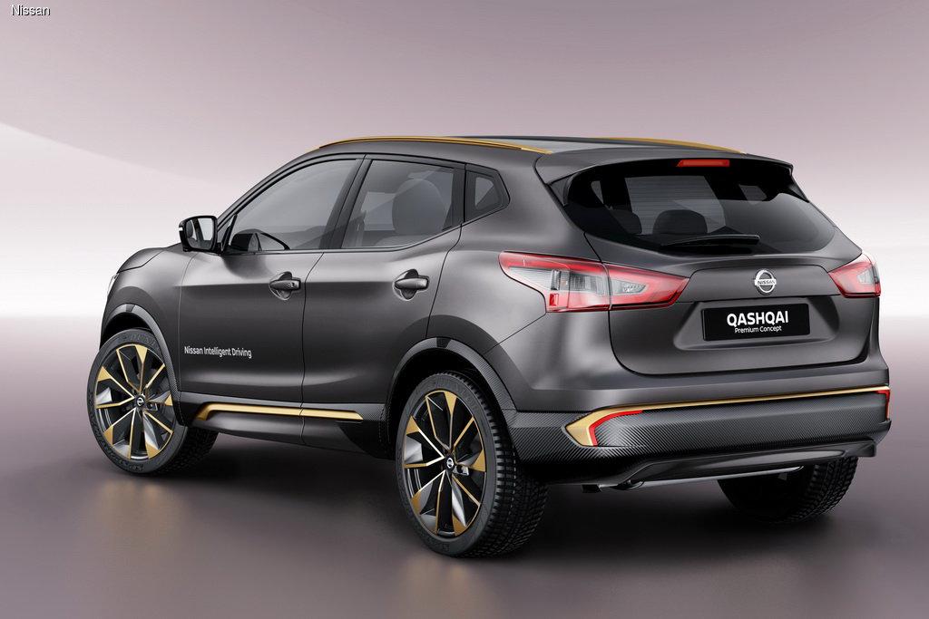 Новый Nissan Qashqai оснастят автопилотом 2