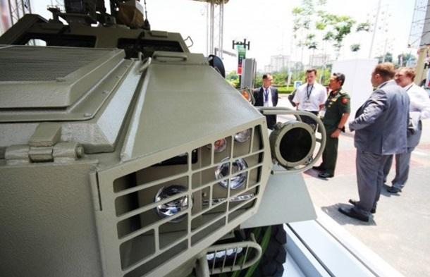 Украинский бронетранспортер «Дозор-Б» будут продавать в Малайзию 1
