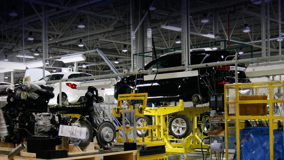 Компания Mitsubishi срочно остановила выпуск нескольких моделей 1