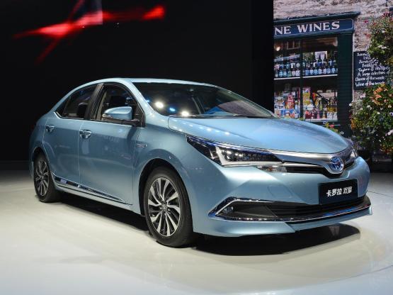 Марка Toyota выпустит гибридные версии Corolla и Levin 1