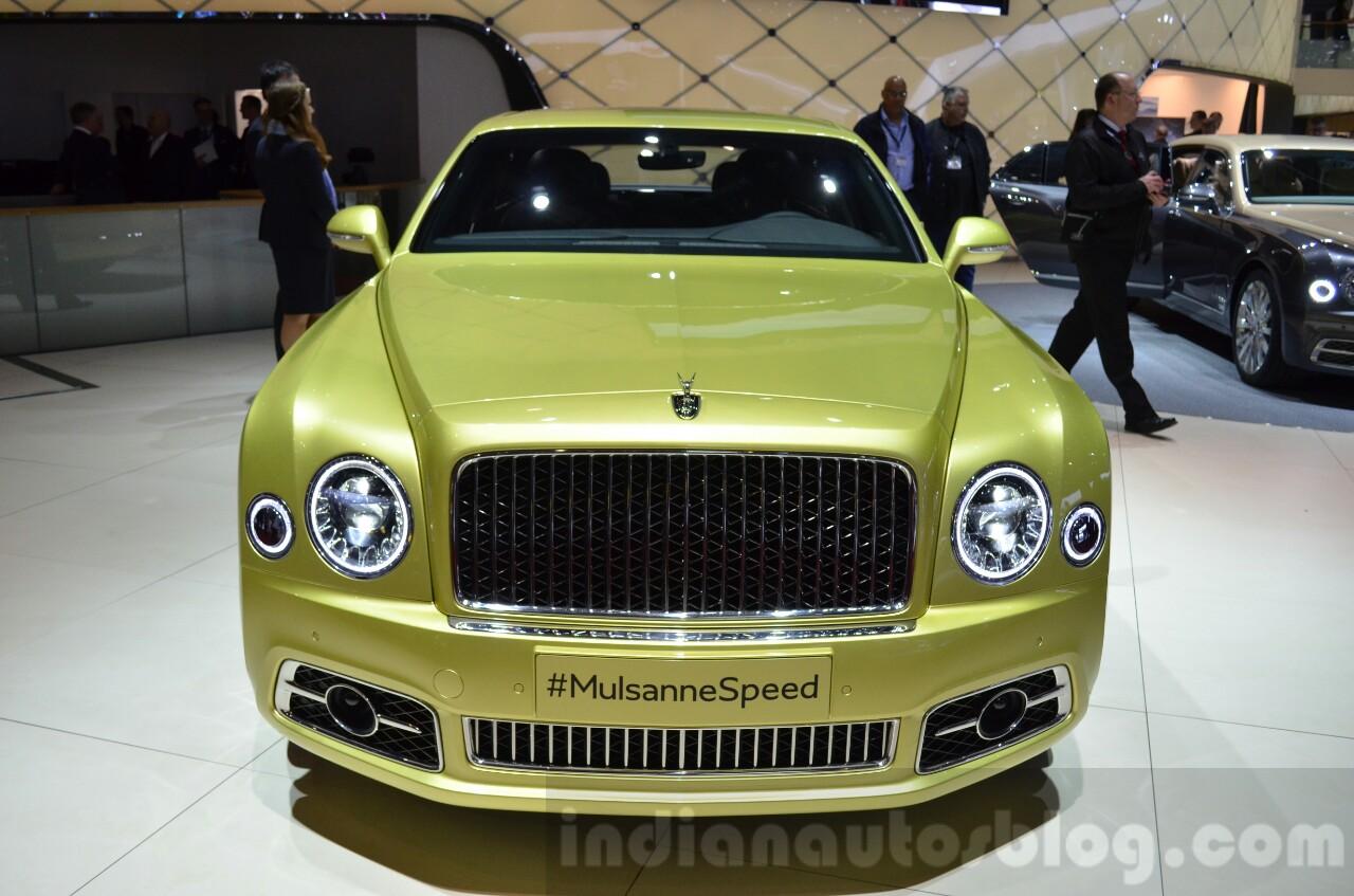Компания Bentley показала в Пекине новую роскошную модель 2