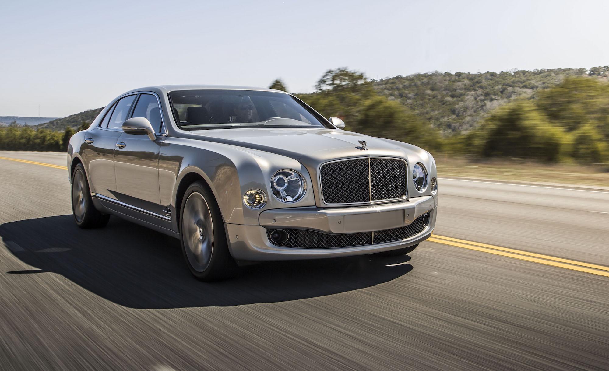 Компания Bentley показала в Пекине новую роскошную модель 1