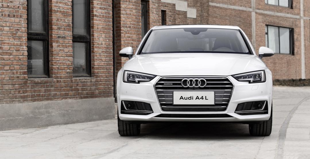 Audi представила удлиненный седан A4 L 1