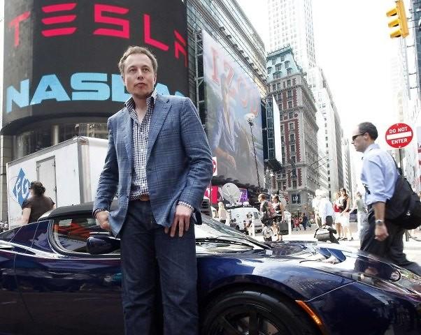 Компания Тесла  займется разработкой электроавтобуса 1