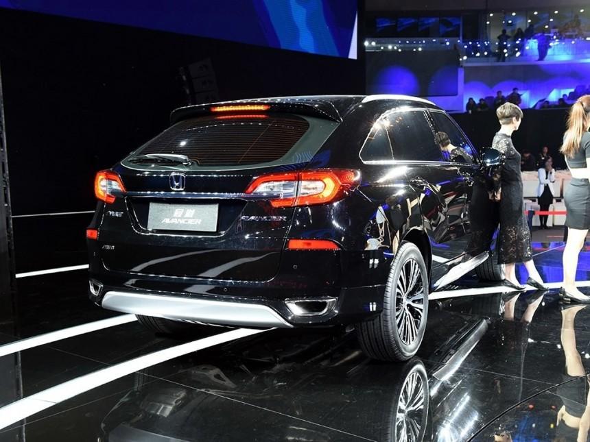Новый внедорожник Honda покорил стилем и мощностью 1
