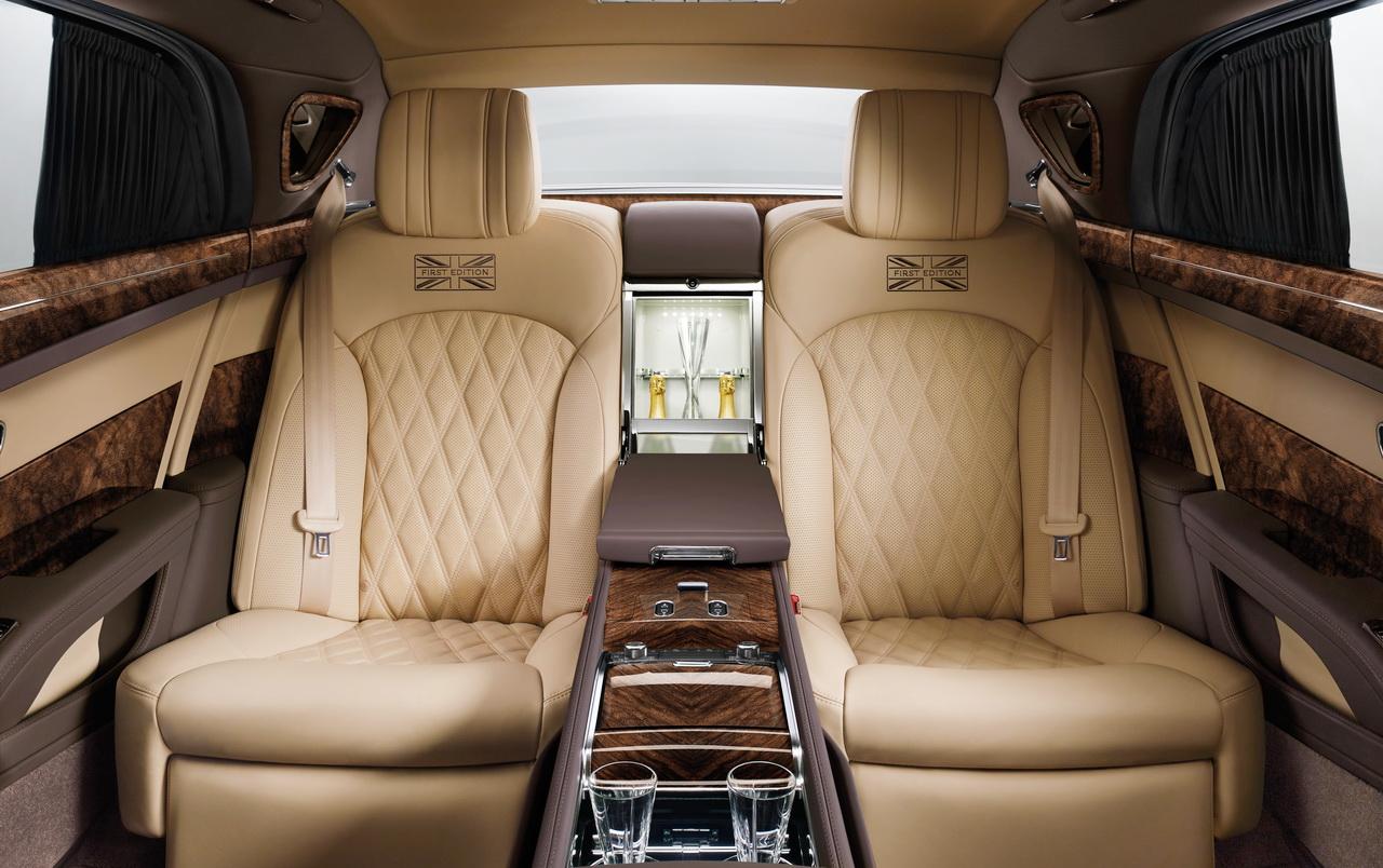 Компания Bentley показала в Пекине новую роскошную модель 6