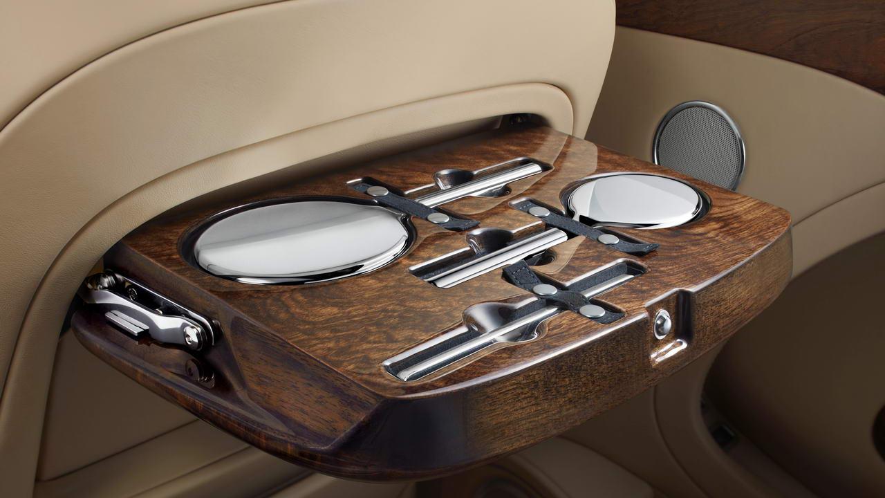 Компания Bentley показала в Пекине новую роскошную модель 5
