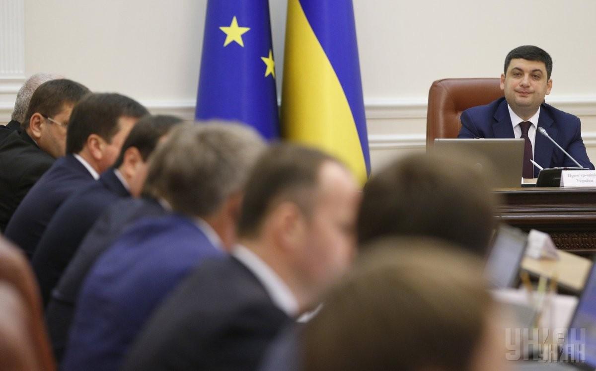 Украинский премьер-министр обещает 19 миллиардов гривен на реконструкцию дорог 1