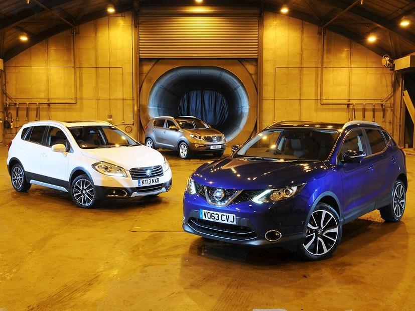 Марки Suzuki и Nissan стали новыми участниками «дизельгейта» 1