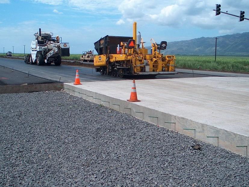 В Украине отказались от строительства бетонных дорог 1