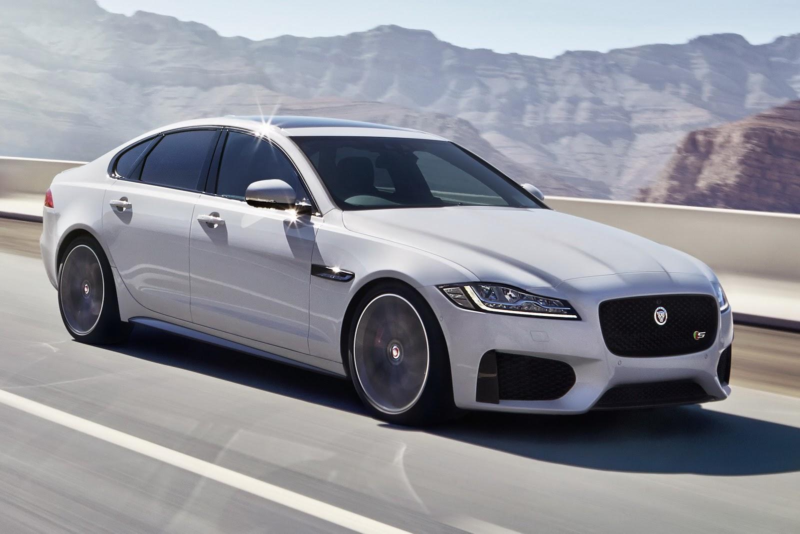Специально для Auto China 2016, марка Jaguar создала удлиненный XFL 1