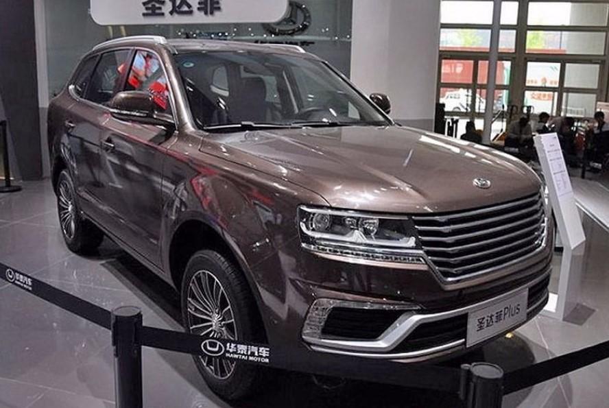 Китайская компания Hawtai презентовала две новые модели 1