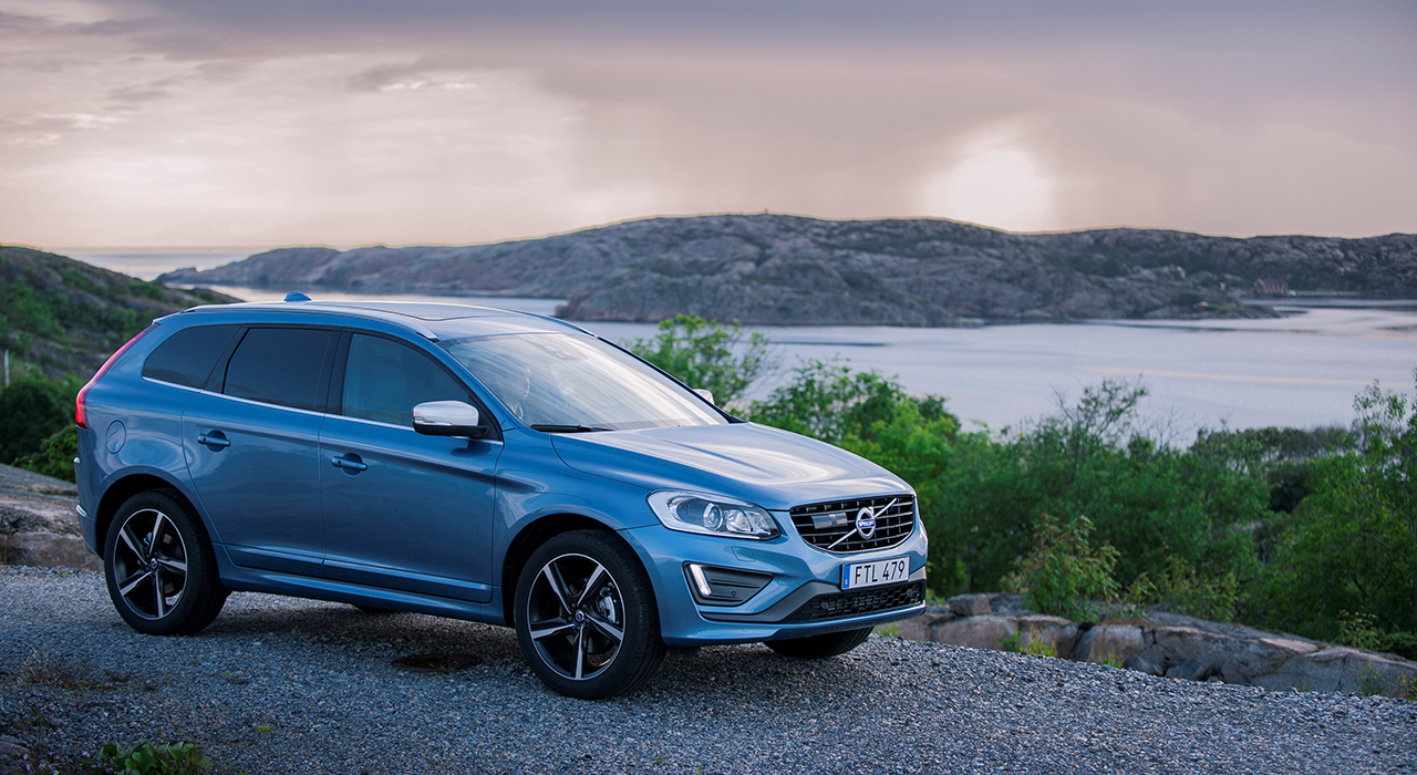 Компания Volvo готовится к масштабным испытаниям автономных автомобилей 2