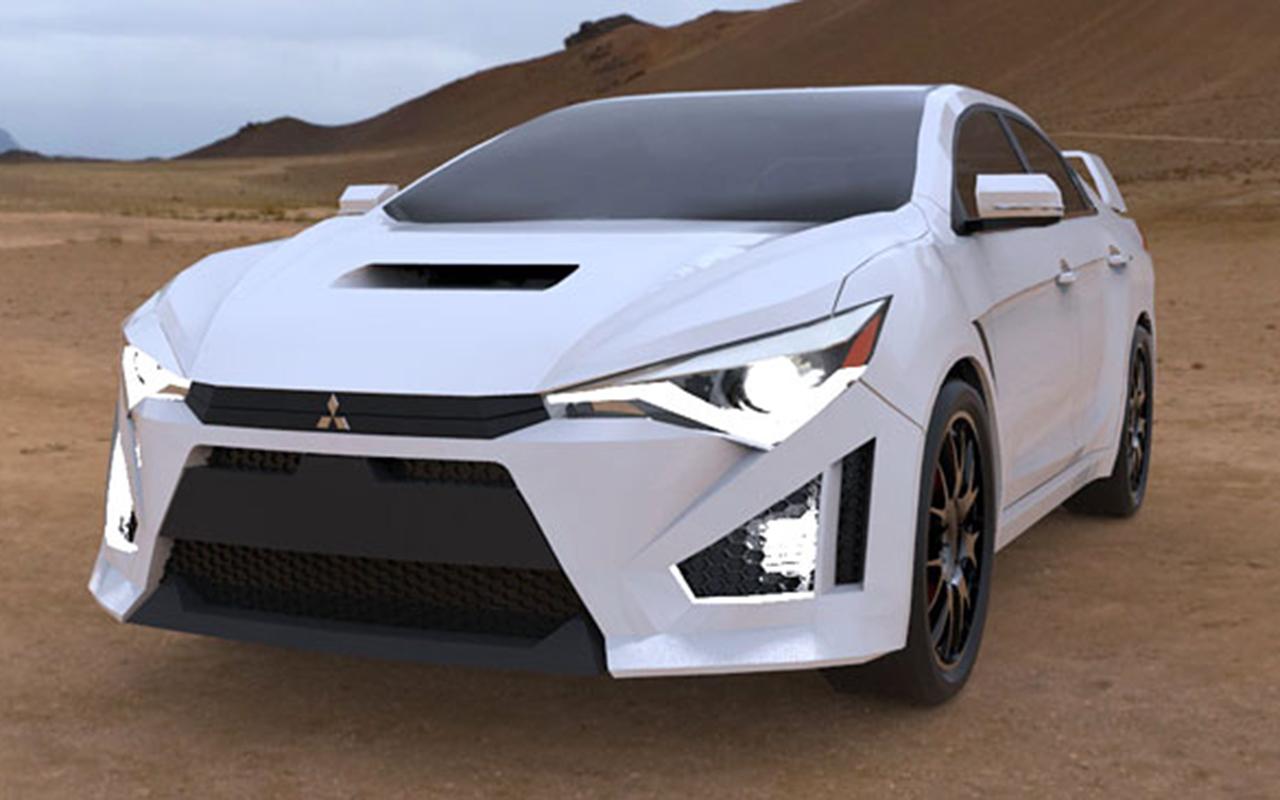 Компания Mitsubishi отказывается от разработки нового поколения модели Lancer 1
