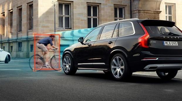 Компания Volvo готовится к масштабным испытаниям автономных автомобилей 1