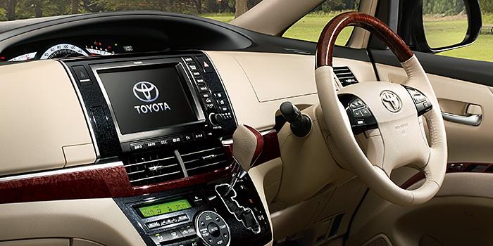 Обновленная Toyota Estima: с новыми фарами и спортивными бамперами 2