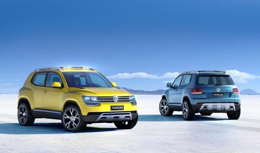 Volkswagen выпустит несколько бюджетных кроссоверов 1