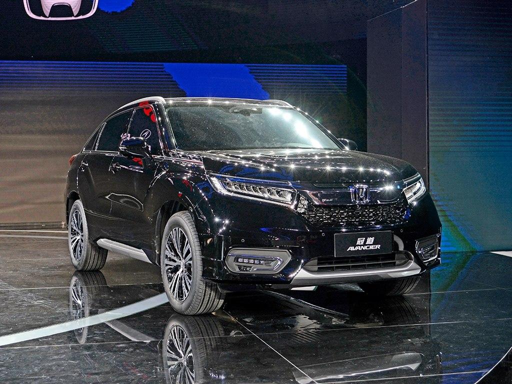 На пекинском автосалоне Honda представила возрожденную модель Avancier 1