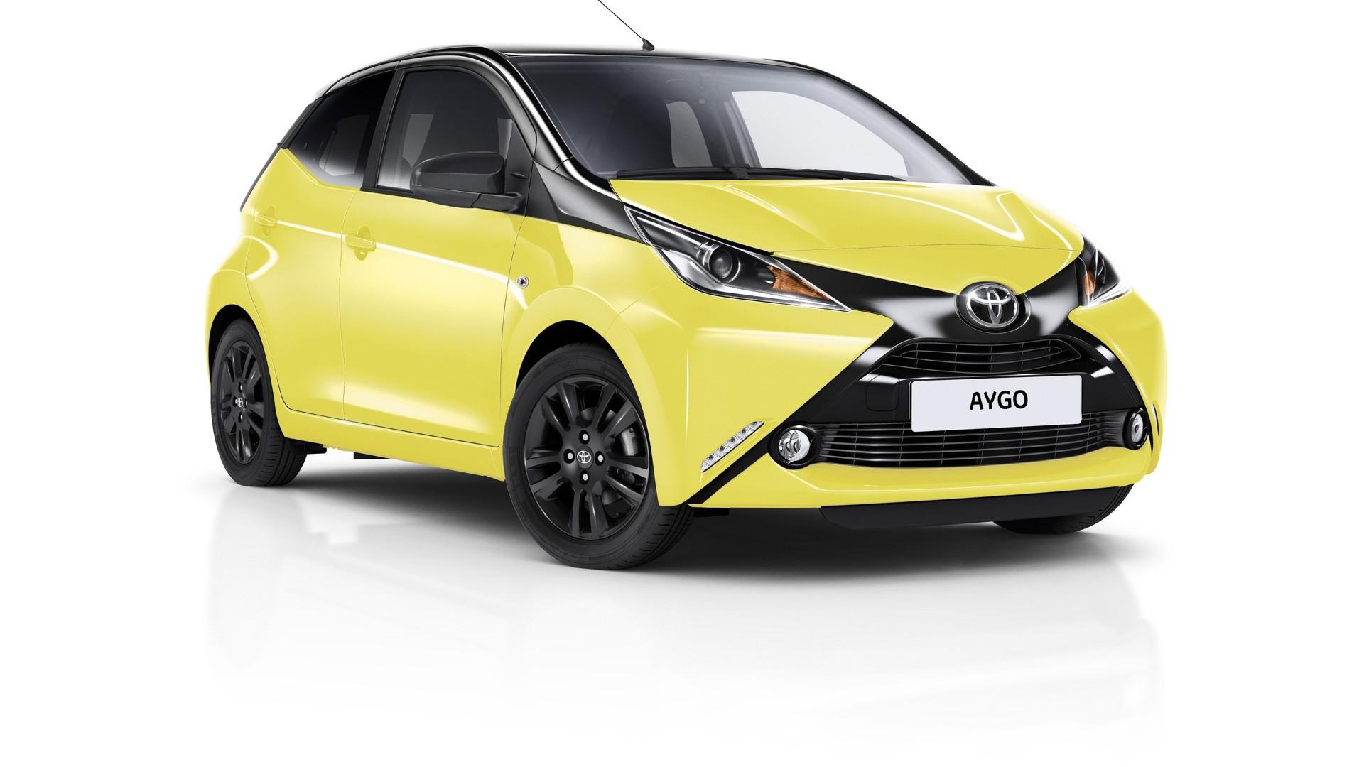 Компания Toyota решила привлечь молодых автолюбителей новым цветом 1
