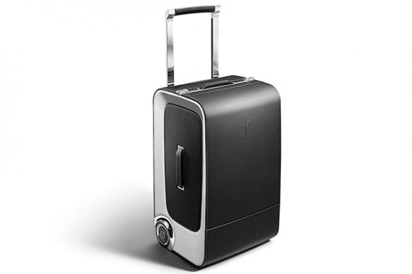 Для клиентов Rolls-Royce приготовили багажный набор по цене автомобиля 2